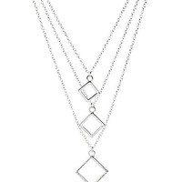 """Layered Necklace- Layered Necklace for Women- """"Carmen Necklace""""-Necklaces for Women-Long Necklaces for Women"""
