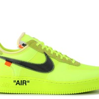 NIKE x OFF WHITE - AIR FORCE 1