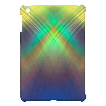 colorful abstract art ipad mini cases