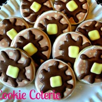 Pancake Decorated Cookies Pajama Party Cookie Favors One Dozen