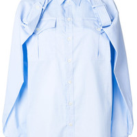 Y / Project Double Layered Shirt - Farfetch