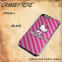 hello kitty For Iphone 6 Case - Gift Present Multiple Choice