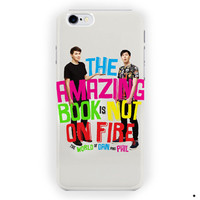 Amazing Book Dan And Phil For iPhone 6 / 6 Plus Case
