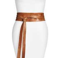 Ada Handmade Leather Wrap Belt | Nordstrom
