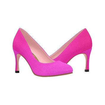 Pink Design 2 Women's Pumps