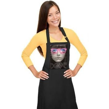 Dope! Womens Apron