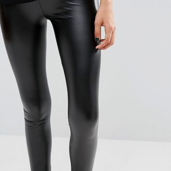 J.D.Y PU Leggings