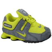 Nike Shox NZ - Boys' Toddler at Champs Sports