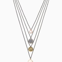 Seba Pre-Layered Pendant Necklace | Charming Charlie