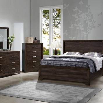 Asheville Mango King Bedroom Set