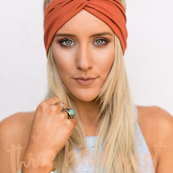 Turban Twist Headband