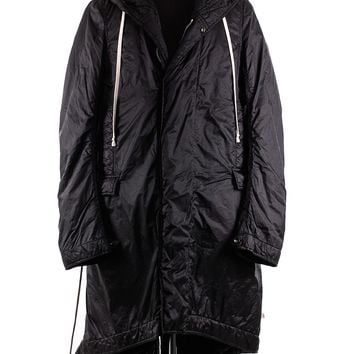 Rick Owens DRKSHDW Nylon Hooded Parka Jacket