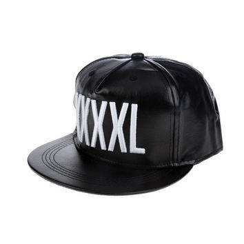 Korean Embroidery Alphabet Hip-hop Hats Men Casual Cap [6258472070]