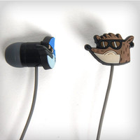 The Regular Show Earbuds