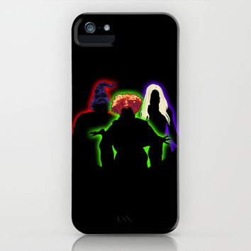 Hocus Pocus iPhone & iPod Case by Brieana
