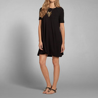 Drapey T-Shirt Dress
