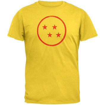 Dragonball Z - Distressed Four Star Ball T-Shirt