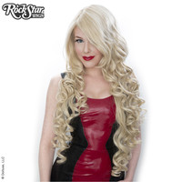 """Cosplay Wigs USA™  Curly 70cm/28"""" - Light Blonde -00307"""