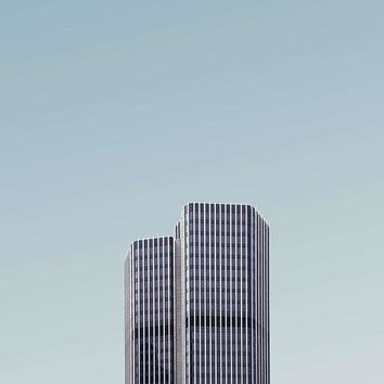 Urban Architecture - Tower 42, London, United Kingdom - Art Print