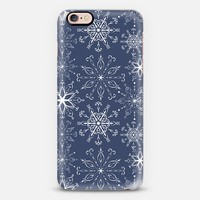 Dainties Blue iPhone 6s case by Lisa Argyropoulos | Casetify
