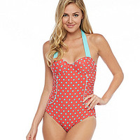 Coco Rave Sweet Spot Underwire Maillot Swimsuit