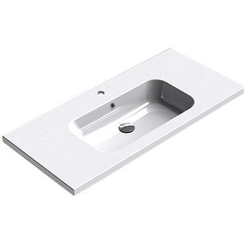 Sonia EVOLVE Washbasin 40 inches Single Drop-In Rectangular SX9 Bathroom Sink