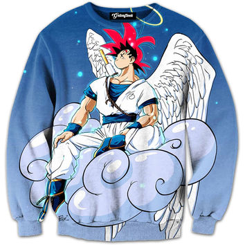 Goku Afterlife Crewneck