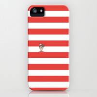 Dude.. I'm right here iPhone & iPod Case by Adel
