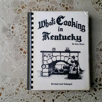 What's Cooking in Kentucky by Irene Hayes Revised Edition 1982
