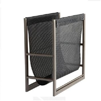 Cyan Design Mesh Magazine Rack