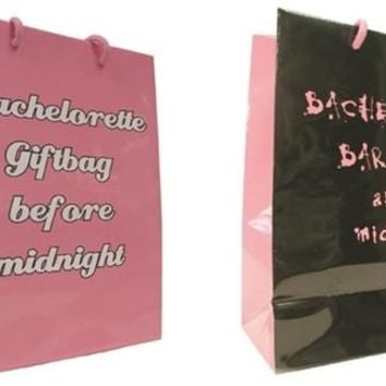Bachelorette Before/after Midnight - Gift Bag