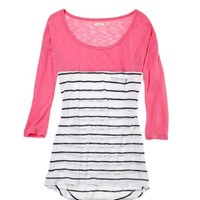 Aerie Neon Kiss Fleece | Aerie for American Eagle