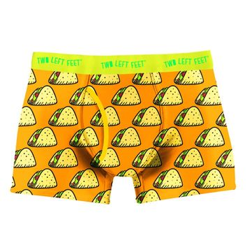 Two Left Feet Mens Underwear - TACO TUESDAY