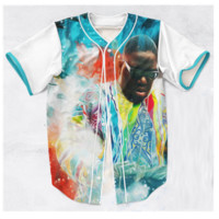 Biggie Smalls Baseball Jersey