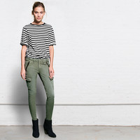 Bowery 3 - Distressed Army | rag & bone Official Store