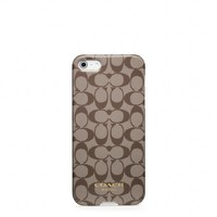 Coach :: Signature Iphone 5 Case