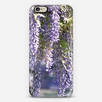 Wisteria iPhone 6 case by Lisa Argyropoulos | Casetify