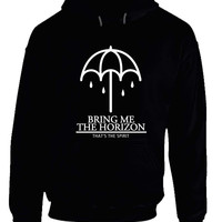 Bring Me The Horizon That The Spirit Umbrella Cover Hoodie