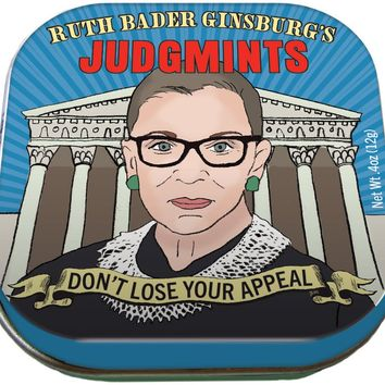 Ruth Bader Ginsburg Judgmints - PRE-ORDER, SHIPS EARLY JUNE