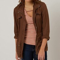 ASHLEY SOLID JACKET