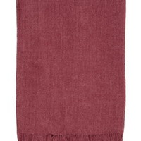 Supersoft Scarf - Burgandy