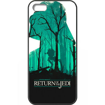 Star Wars - Return of the Jedi Poster Case for iPhone 5 /5s /SE