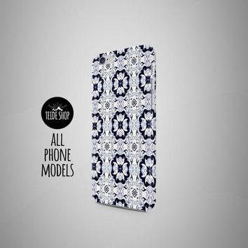 Phone Case - iPhone X Case Portugal Tile iPhone 8 Case