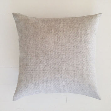 Outdoor cushion - embossed cement grey designer cushion cover 50 x 50 cm - FREE SHIPPING Australia wide