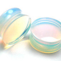 Plugyourholes.com - Your Lifestyle - Since 2006 — Opal Stone Plugs