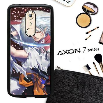 Anime Sesshomaru Art Y1500 ZTE AXON 7 Mini Case
