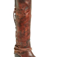 "Women's Freebird by Steven 'Coal' Tall Leather Boot, 2 1/2"" heel"