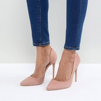 True Decadence Pointed Court Shoe at asos.com