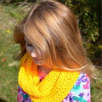 Thin Infinity Scarf