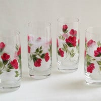 Beverage Glasses  Set of EIGHT